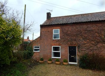 Thumbnail 2 bed property for sale in 1 Hill House Cottage, London Street, Whissonsett, Norfolk