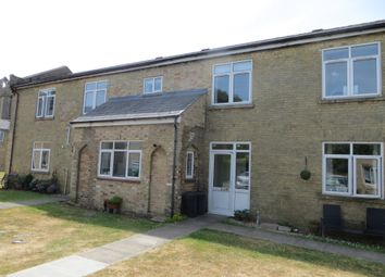 Thumbnail 2 bed terraced house to rent in Tower Court, Ely