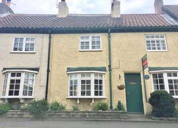 Thumbnail 2 bed terraced house for sale in West End, Stokesley