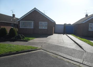 Thumbnail 3 bedroom detached bungalow to rent in Swallow Close, Felixstowe