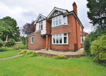 Thumbnail 4 bed detached house to rent in Melton Road, West Bridgford