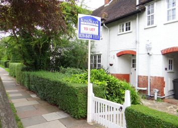 Thumbnail 4 bed cottage to rent in Asmuns Hill, London