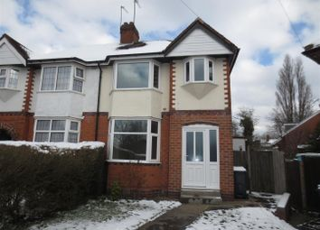 Thumbnail 3 bed property to rent in Glenfield Grove, Selly Oak, Birmingham