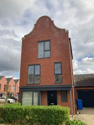 Thumbnail 4 bed detached house to rent in Prince George Drive, Derby
