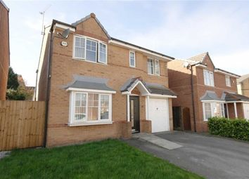 Thumbnail 4 bed detached house for sale in Harswell Close, Orrell