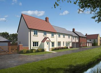 Thumbnail 3 bed end terrace house for sale in Mertoch Leat, Water Street, Martock, Somerset