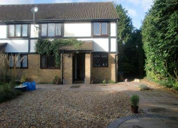 Thumbnail 2 bedroom semi-detached house to rent in Hardwicke Gardens, Amersham