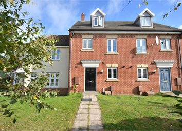 Thumbnail 3 bedroom town house for sale in Beechan Drive, King's Lynn
