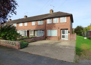 Thumbnail 3 bed end terrace house for sale in Price Road, Cubbington, Leamington Spa, Warwickshire