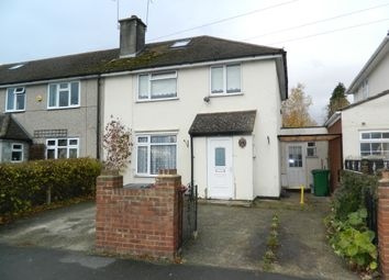 Thumbnail 3 bed end terrace house for sale in Mercian Way, Cippenham, Berkshire