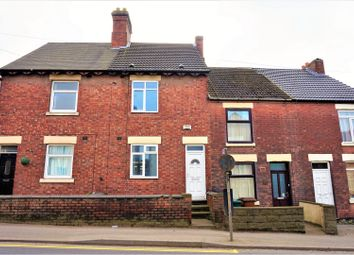 Thumbnail 3 bed terraced house for sale in Swadlincote Road, Woodville, Swadlincote