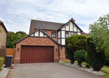 Thumbnail 4 bed detached house for sale in Cutlers Close, Thorley, Bishop's Stortford