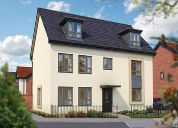 "Thumbnail 5 bed detached house for sale in ""The Yew"" at Barrosa Way, Whitehouse, Milton Keynes"