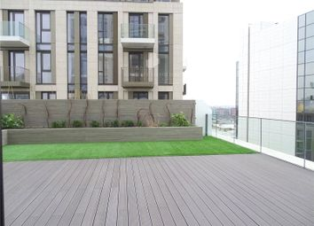Thumbnail 3 bed flat to rent in Admiralty House, 150 Vaughan Way, London