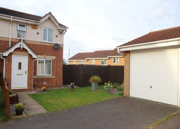 Thumbnail 2 bedroom semi-detached house for sale in Goldsmith Road, Braunstone