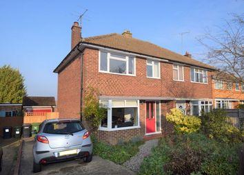Thumbnail 3 bed semi-detached house for sale in Salisbury Close, Princes Risborough