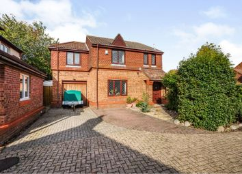 Thumbnail 4 bed detached house for sale in Barton Drive, Southampton