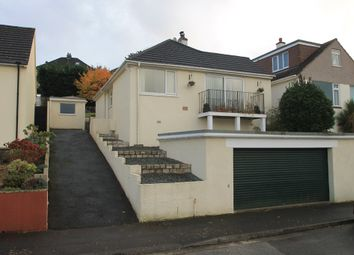 Thumbnail 3 bed detached bungalow for sale in Hillside Road, Saltash