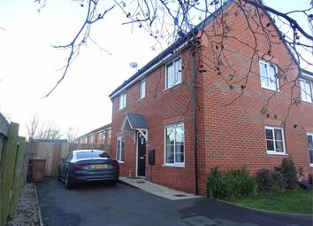Thumbnail 3 bed semi-detached house for sale in Cardinal Way, Newton-Le-Willows, Merseyside