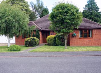 Thumbnail 3 bed detached bungalow for sale in Green Pastures, Spalding