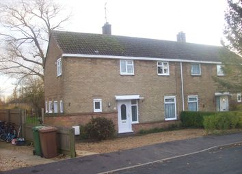 Thumbnail 3 bedroom semi-detached house to rent in Thorolds Way, Caston, Peterborough