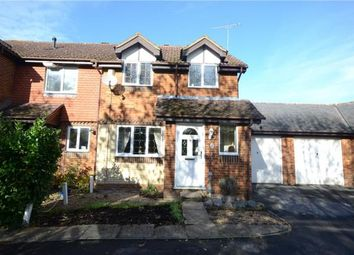 Thumbnail 3 bed semi-detached house for sale in Barn Meadow Close, Church Crookham, Fleet