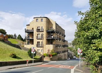 Thumbnail 2 bedroom flat for sale in Burrwood Court, Holywell Green, Halifax