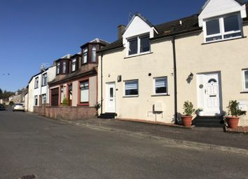 Thumbnail 2 bedroom terraced house for sale in Crummock Street, Beith