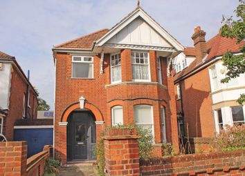 Thumbnail 4 bed detached house for sale in Shirley Avenue, Shirley, Southampton