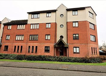 Thumbnail 1 bedroom flat for sale in Longdales Court, Falkirk