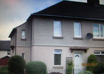 Thumbnail 2 bed flat to rent in Mckinlay Crescent, Irvine