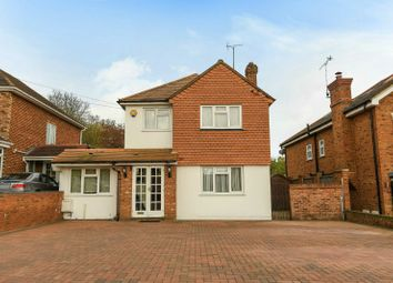 Thumbnail 4 bed detached house for sale in Batchworth Lane, Northwood