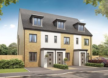 """Thumbnail 3 bed terraced house for sale in """"The Souter"""" at Pinhoe, Exeter"""