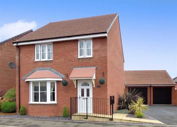 Thumbnail 4 bed detached house for sale in Rakegate Close, Wolverhampton
