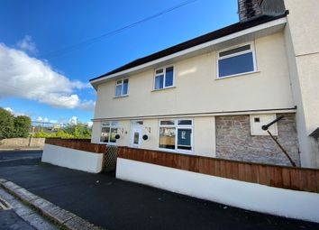 Thumbnail 4 bed end terrace house for sale in Kent Road, Plymouth