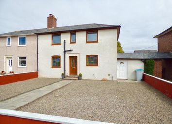 Thumbnail 3 bed property for sale in Vancouver Road, Eastriggs, Annan