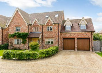 Thumbnail 5 bed detached house for sale in Lacemakers Close, East Claydon, Buckingham, Buckinghamshire