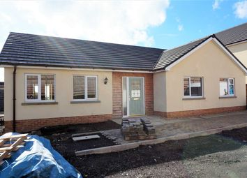 Thumbnail 3 bed detached bungalow for sale in Ffordd Werdd, Gorslas, Llanelli
