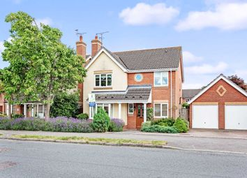 Thumbnail 4 bedroom detached house for sale in Cedar Drive, Southwater, Horsham