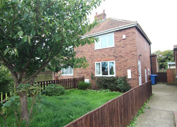 Thumbnail 2 bed semi-detached house to rent in Luke Terrace, Wheatley Hill, Durham