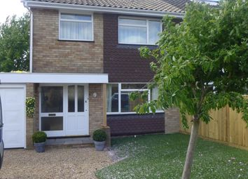 Thumbnail 3 bed semi-detached house to rent in Stratton Road, Princes Risborough