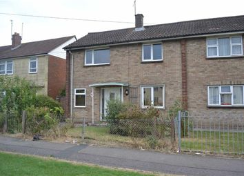 Thumbnail 3 bed semi-detached house to rent in Frobisher Drive, Swindon