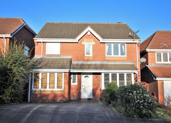 Thumbnail 4 bed detached house for sale in Bloomsbury Drive, Nuthall, Nottingham