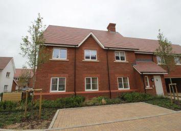 Thumbnail 2 bedroom flat for sale in Burden Road, Tadpole Garden Village, Swindon