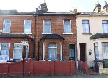 Thumbnail 3 bed terraced house for sale in Thornton Road, Leytonstone