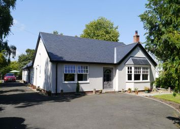 Thumbnail 4 bed detached bungalow for sale in Western Way, Ponteland, Newcastle Upon Tyne