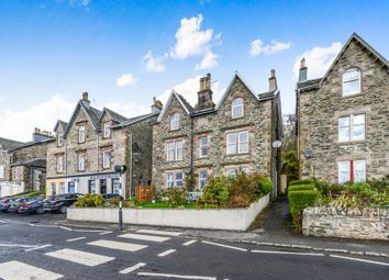 Thumbnail 3 bed flat for sale in Shore Road, Kilcreggan, Helensburgh