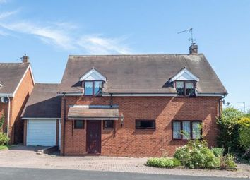 Thumbnail 3 bed detached house for sale in Holly Lodge, Wellesbourne, Warwick, Warwickshire