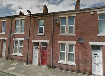 Thumbnail 2 bed flat to rent in Victoria Avenue, Wallsend