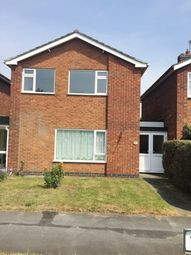 Thumbnail 3 bed link-detached house to rent in Woodmans Chase, Leicester